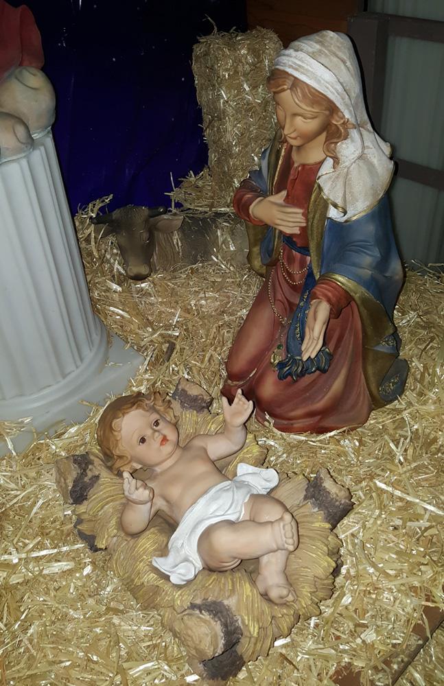 María, Madre de Dios