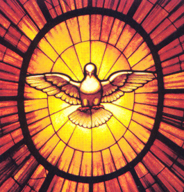 Holy Spirit as a Dove