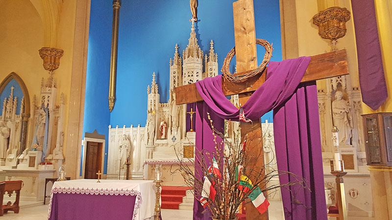foto de altar