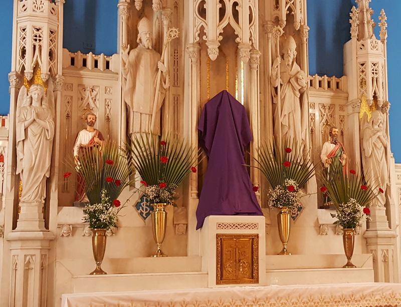Imagen representativa del Viernes Santo