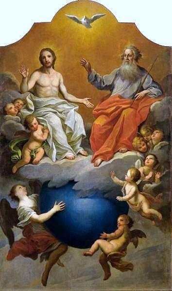 Imagen de la Santísima Trinidad