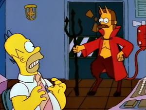 Flanders el diablo