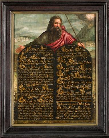 Las leyes de Moisés