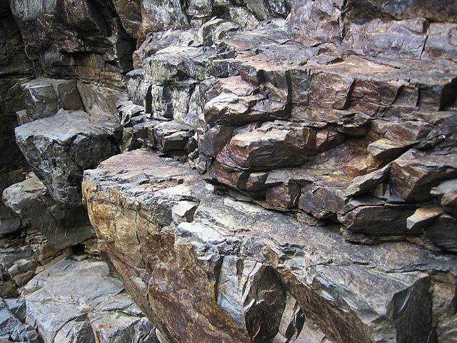 foto de rocas
