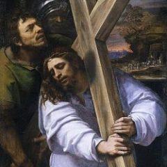 Lecturas del Domingo: Septiembre 16, 2018 – El que quiera venir conmigo, que renuncie a sí mismo, que cargue con su cruz, y que me siga.