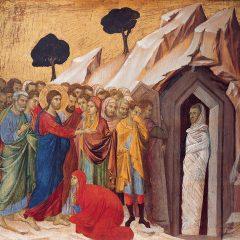 Lecturas del Domingo: Abril 2, 2017 – La Resurrección