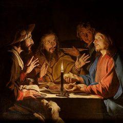 Lecturas del Domingo: 30 de Abril de 2017 – Por el camino a Emaús