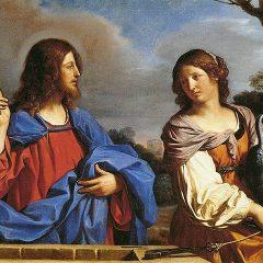 Lecturas del Domingo: Marzo 19, 2017 – La Mujer Samaritana