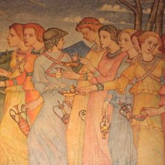 Lecturas del Domingo: Noviembre 12, 2017 – Parábola de las jóvenes esposas