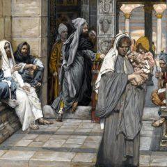 Lecturas del Domingo: Noviembre 11, 2018 – La enseñanza de las viudas