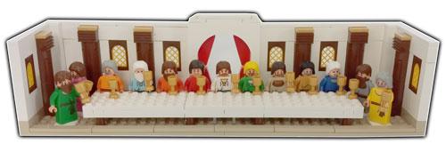 Imagen de la Ultima Cena