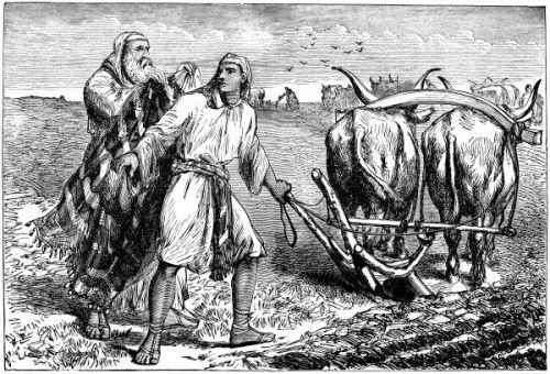 Elías y Eliseo