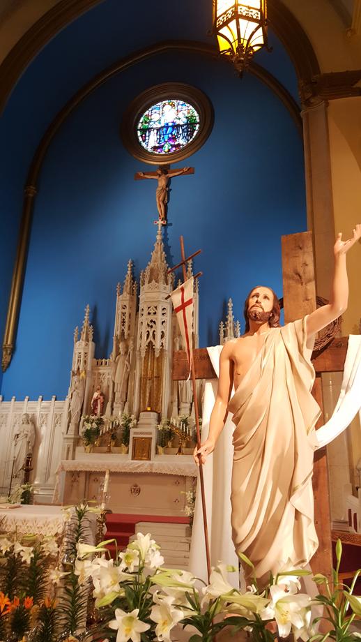 Jesús resucitó