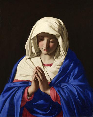 Virgen María, Madre de Jesucristo