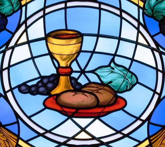 El Cuerpo y Sangre de Cristo
