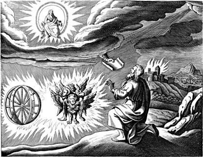 La visiones del profeta Ezequiel