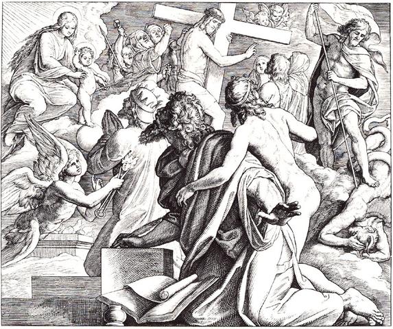 La Cruz de mis Problemas es Jesús Quien la Lleva