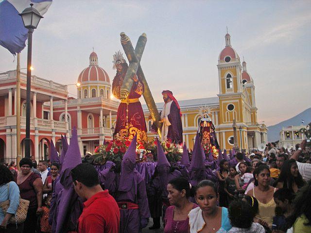 Celebración de Semana Santa