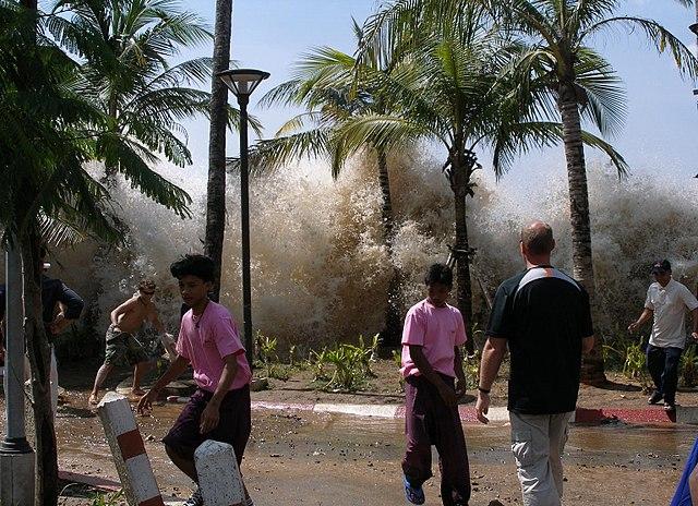 Tsunami del año 2004. Final de los tiempos.
