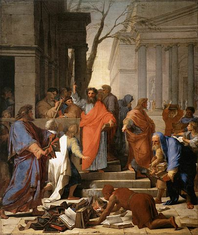 Prédica de Pablo en Efeso