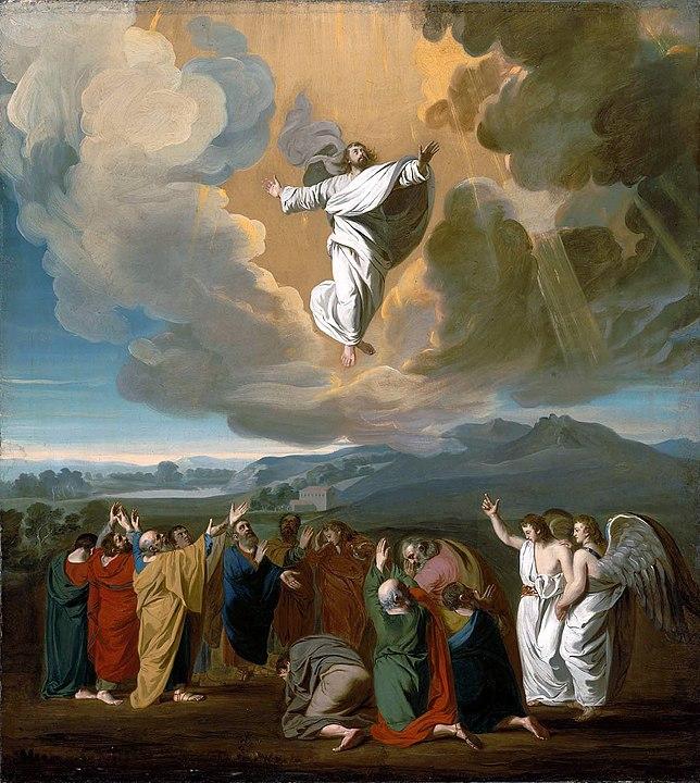 Ascención de Jesús
