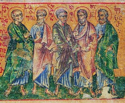 Epaphroditus, Sosthenes, Apollos, Cephas and Caesar
