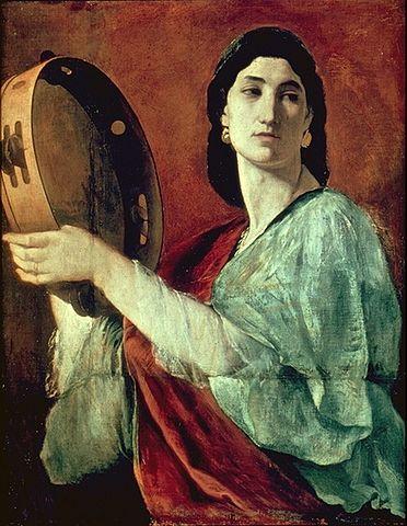 Miriam, la profetisa