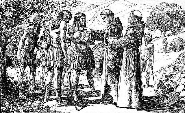 El primer bautizo