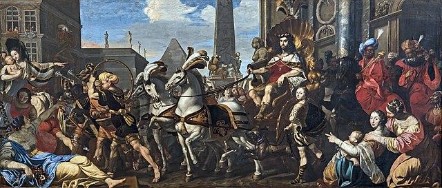 El triunfo de José
