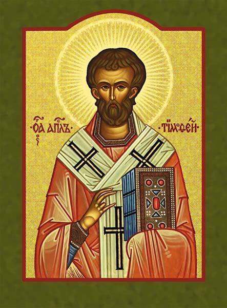 Icono de Timoteo