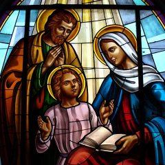 Lecturas del Domingo: Diciembre 29, 2019 – Jesús, María y José