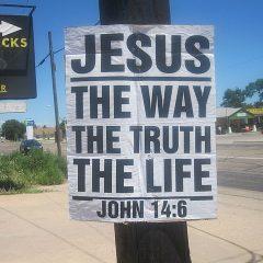 Lecturas del Domingo: 14 de Mayo de 2017 – Yo soy el Camino, la verdad y la vida