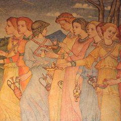 Lecturas del Domingo: Noviembre 8, 2020 – Parábola de las diez jóvenes