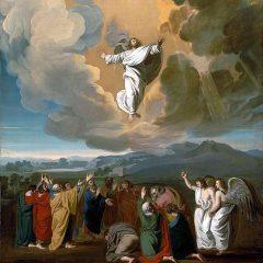 Séptimo Domingo de Pascua: La Ascención del Señor