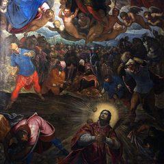 La muerte de San Esteban
