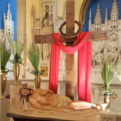 El Consuelo de Jesús en la Muerte de Nuestros Seres Queridos